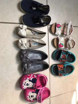 Vendo zapato de niñas