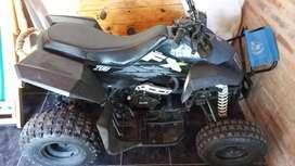 cuatriciclo Zanella 200 cc Inmaculado