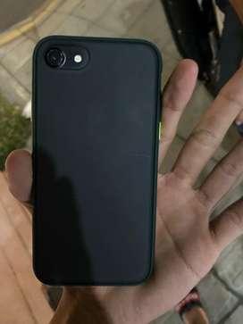 Vendo iphone 7 color negro
