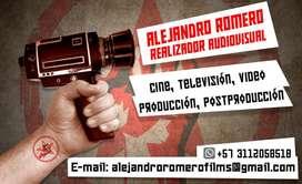 Servicio de realización audiovisual