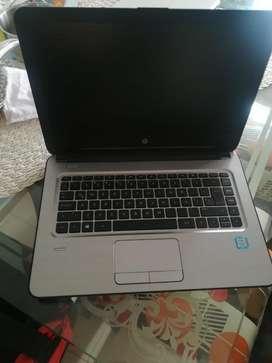 Portatil HP Core i7 septima generación