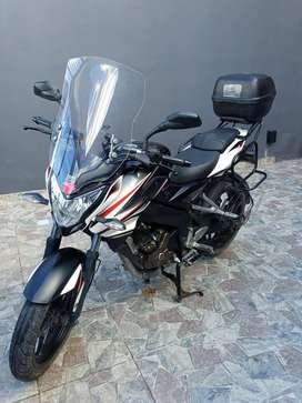 Vendo NS200 por falta de uso
