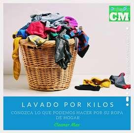 Lavado de prendas  por Kilos