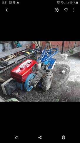 Motocultor 16 hpsin casi nada de uso