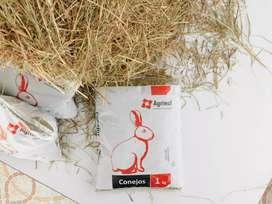 One kilogramo Alimento Balanceado for Bunny Rabbit