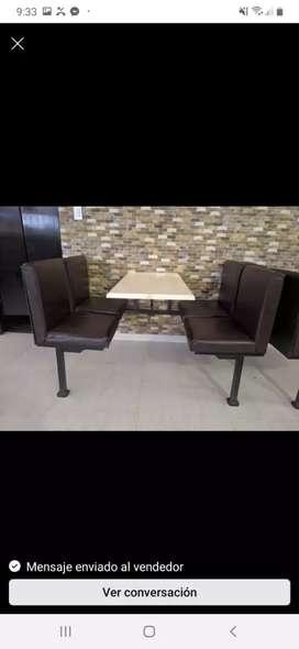 Muebles restaurante