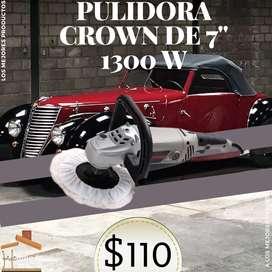 PULIDORA CROWN 7''