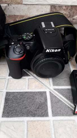 Hermosa Nikon D5600