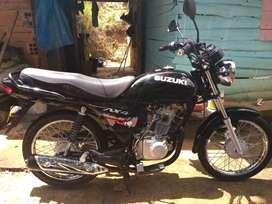 Vendo Moto Nueva Suzuki