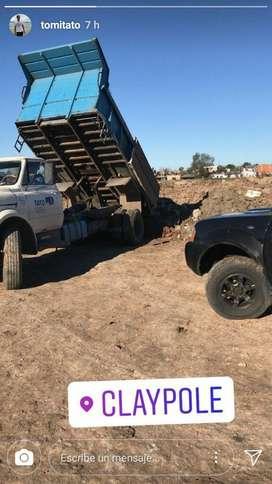 Alquilo Camion Volcador