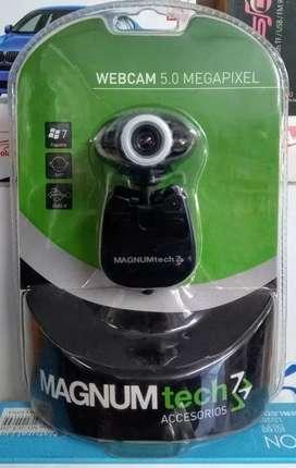Camara Web USB Nueva