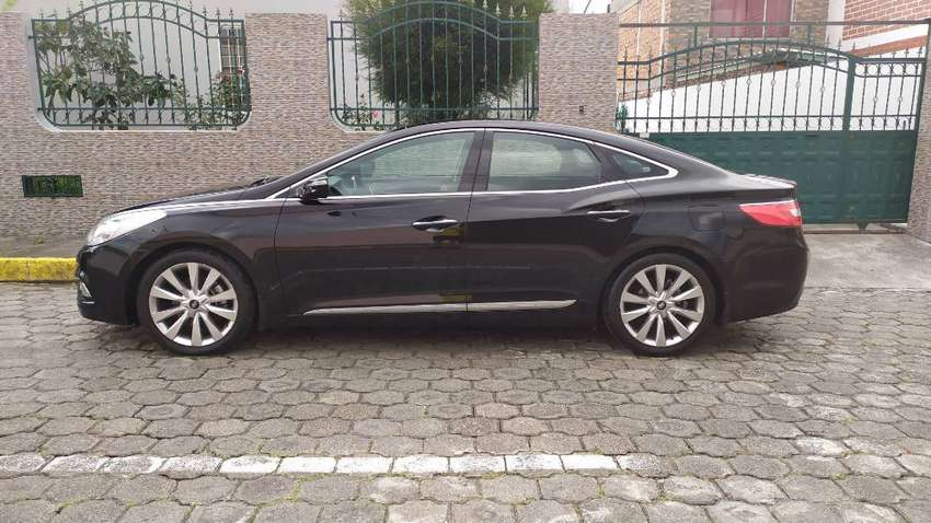 Hyunday Azera 2014 0
