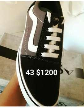 Zapatillas disponibles