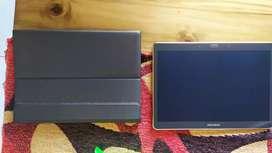 Samsung Galaxy Tab S (poco tiempo de uso)