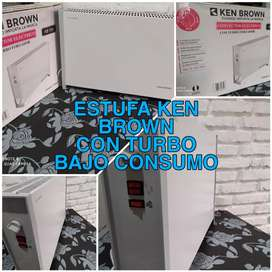 Estufa Ken brown turbo