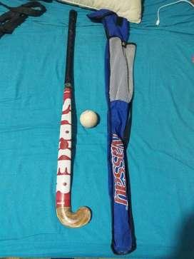 Palo de hockey sticker
