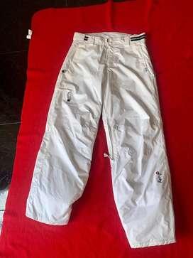Pantalon roxy para el frio o la nieve
