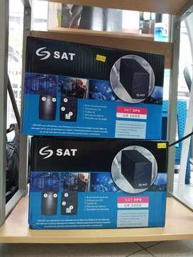 UPS nueva con bombillos LED UR 1000 marca SAT