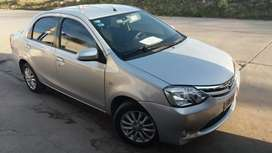 Toyota Etios Sedan 2013 Nafta