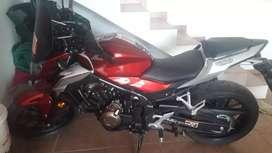 Vendo Honda 500 F