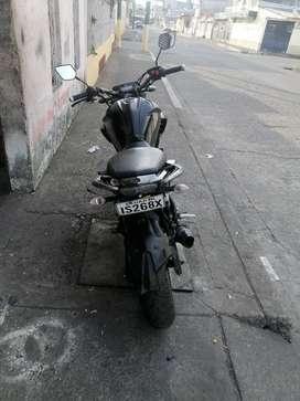 Vendo moto yamaha fz. 25