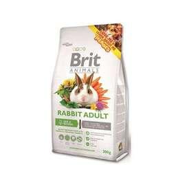 Comida para Conejos Brit Animals Rabbit Adult 300gr