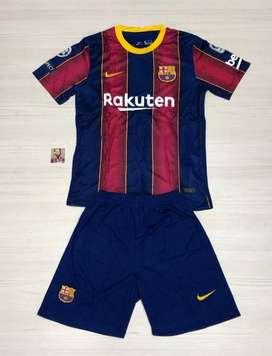 Uniformes de futbol Barcelona