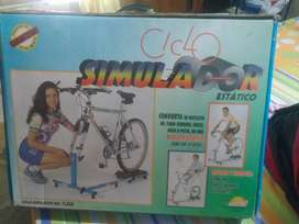 Vendo soporte ciclo simulador