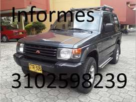 MONTERO 95 HARD TOP    PAJERO 17.900.000