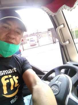 Busco empleo de conductor taxi