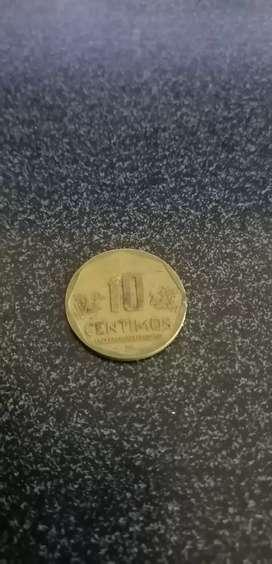 Antigua moneda ecuatoriana