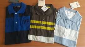 Camisetas Polo originales