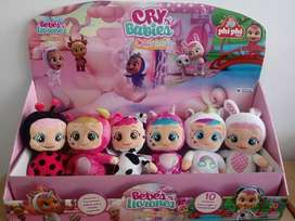 Peluches Cry Babies ORIGINALES