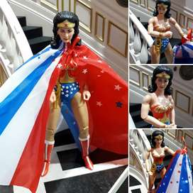 WONDER WOMAN LINDA CARTER DC COMICS