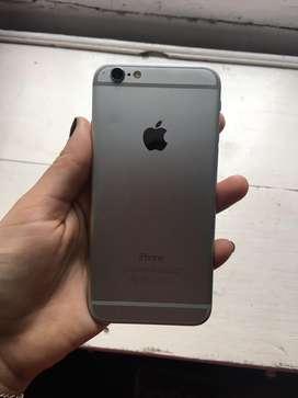Vendo iphone 6, hay que cambiarle la pantalla y al hacer eso correr el boton home para q vuelva a funcionar bien