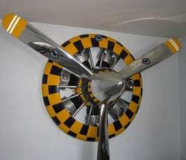 Helice de Avión Decoración