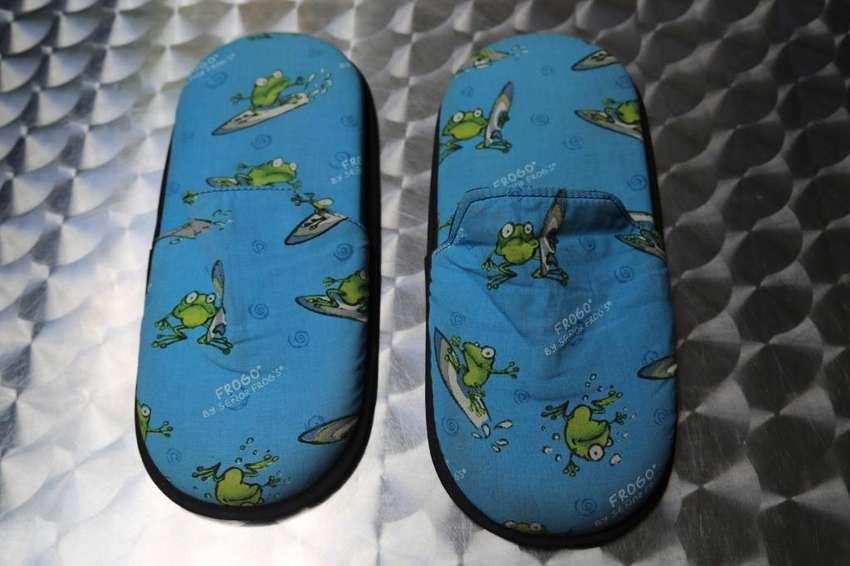Pantuflas Sr Frogg Mexico