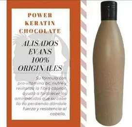 Shock de Keratina Evans 1 Litro Entrega