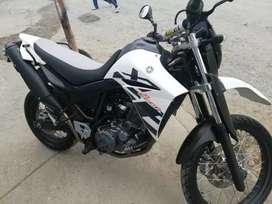 Vendo xt 660 con poco uso