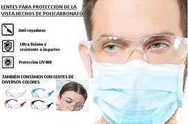 LENTES ULTRALIVIANOS DE PROTECCIÓN