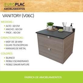Vanitory V06C