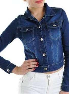 Campera Jeans 38