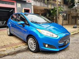 Ford Fiesta SE Plus 1.6 año 2014