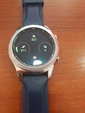 Vendo reloj samsung galaxy gear s3 impecable