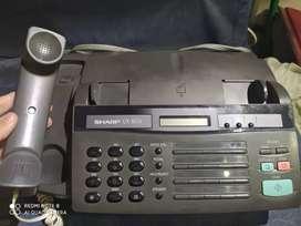 Vendo fax totalmente funcional