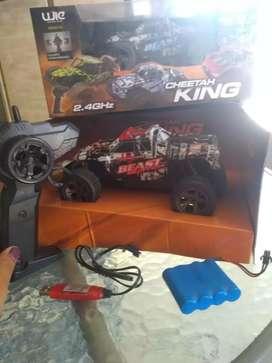 Cheetah king auto a control remoto