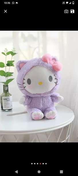 Peluche Felpa suave Hello Kitty