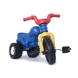 triciclo montable moto niño
