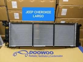 Radiador Jeep Dodge Volkswagen Chevrolet