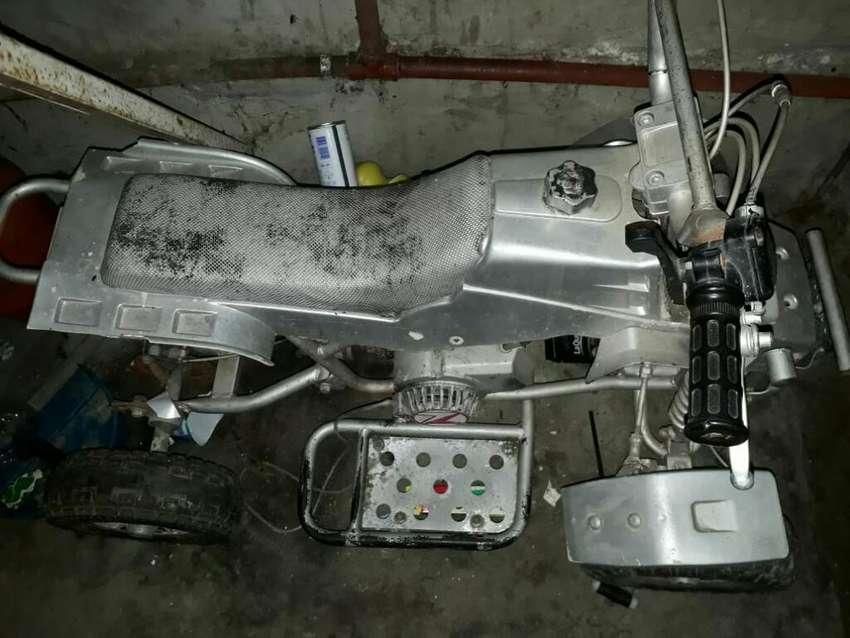 Vendo Cuatri 50cc 6000 0